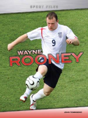 Wayne Rooney by John Townsend