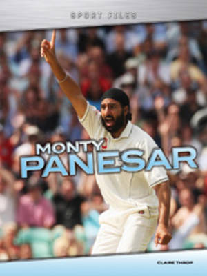 Monty Panesar by Claire Throp