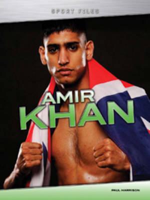 Amir Khan by Paul Harrison