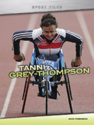 Tanni Grey-Thompson by John Townsend