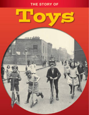 Toys by Monica Hughes