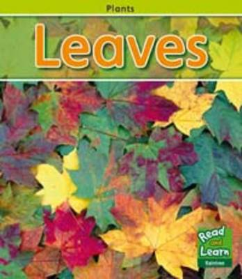 Leaves by Patricia Whitehouse