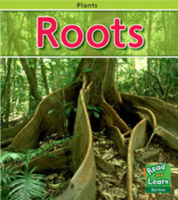 Read and Learn: Plants Pack A of 4 by Patricia Whitehouse