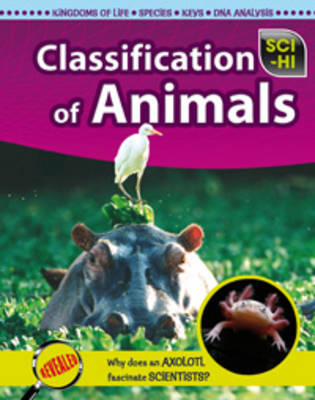 The Classification of Animals by Casey Rand