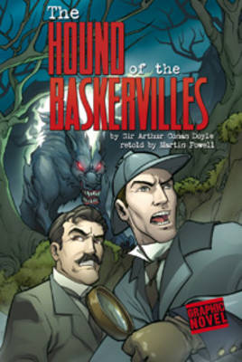 Hound of the Baskervilles by Sir Arthur Conan Doyle