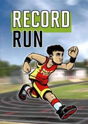 Record Run by Eric Stevens