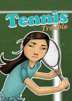 Tennis Trouble by Chris Kreie