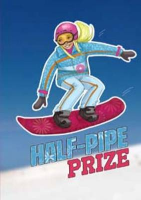 Half Pipe Prize by Eric Stevens