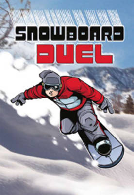 Snowboard Duel by Bob Temple