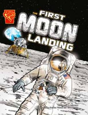 First Moon Landing by Thomas Kristian Adamson