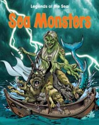 Sea Monsters by Catherine Veitch