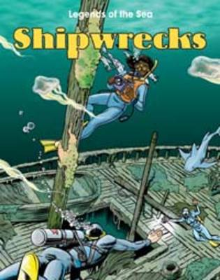 Shipwrecks by Adrian Vigliano