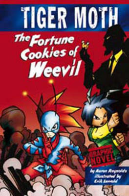 The Fortune Cookies of Weevil by Aaron Reynolds