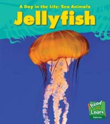 Jellyfish by Louise Spilsbury