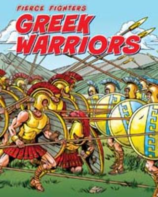 Greek Warriors by Charlotte Guillain
