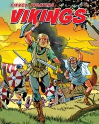 Vikings by Charlotte Guillain