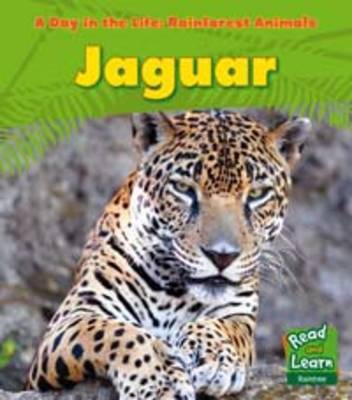 Rainforest Animals: Jaguar by Anita Ganeri, Terry Riley
