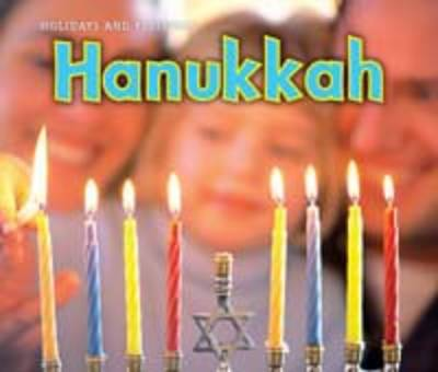 Hanukkah by Nancy Dickmann