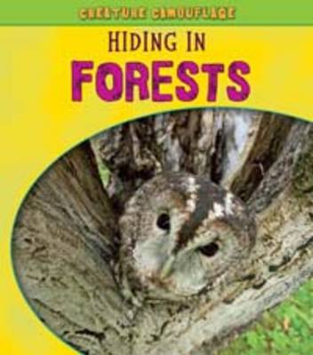 Hiding in Forests by Deborah Underwood