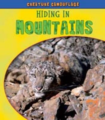 Hiding in Mountains by Deborah Underwood