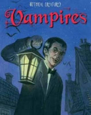 Vampires by Charlotte Guillain