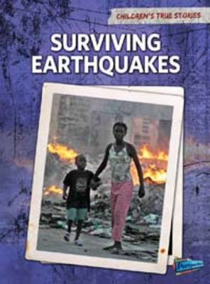 Surviving Earthquakes by Michael Burgan, Charles, III Barnett