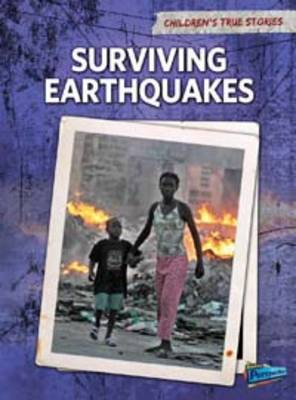 Surviving Earthquakes by Michael Burgan