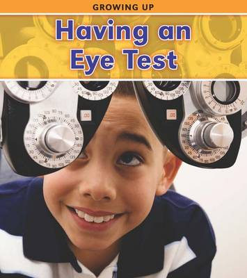 Having an Eye Test by Vic Parker