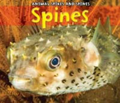 Spines by Rebecca Rissman