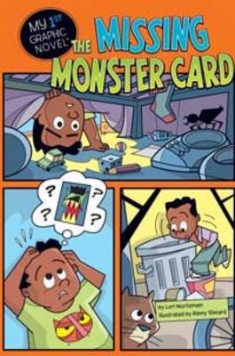 The Missing Monster Card by Lori Mortensen