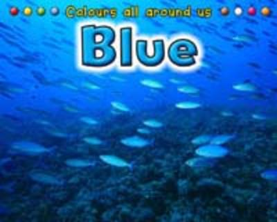 Blue by Rebecca Rissman