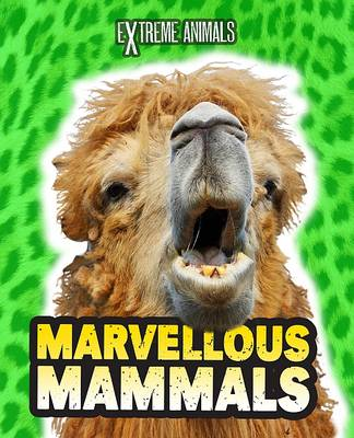Marvellous Mammals by Isabel Thomas