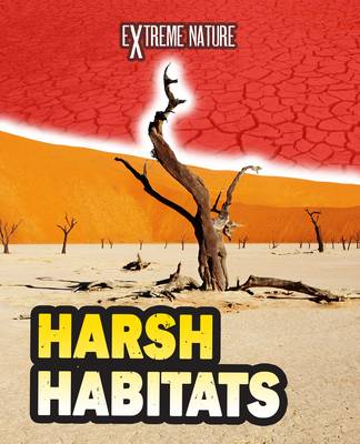 Harsh Habitats by Anita Ganeri