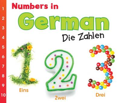 Numbers in German Die Zahlen by Daniel Nunn