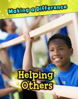 Making a Difference Pack A of 4 by Elizabeth Raum, Vic Parker