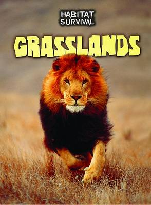 Grasslands by Buffy Silverman