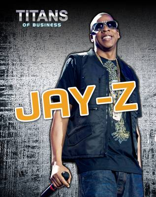 Jay-Z by Richard Spilsbury