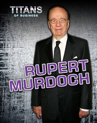 Rupert Murdoch by Dennis Fertig