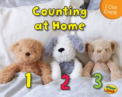 I Can Count! Pack A of 4 by Rebecca Rissman