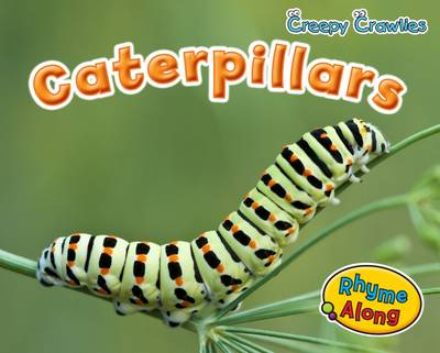 Caterpillars by Rebecca Rissman