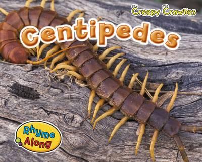 Centipedes by Rebecca Rissman