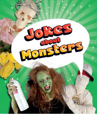 Jokes about Monsters by Judy A. Winter