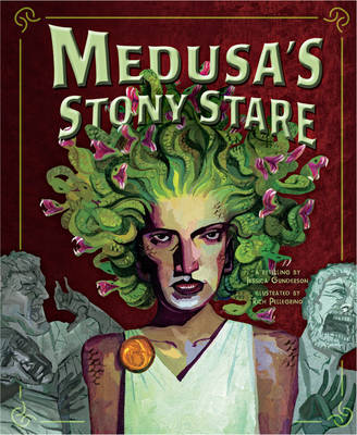 Medusa's Stony Stare by Rich Pellegrino