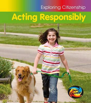 Acting Responsibly by Vic Parker