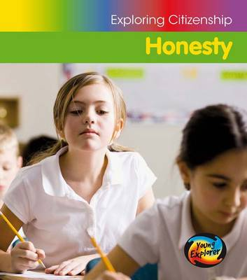 Honesty by Sue Barraclough