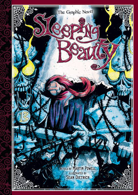 Sleeping Beauty The Graphic Novel by Sean Dietrich