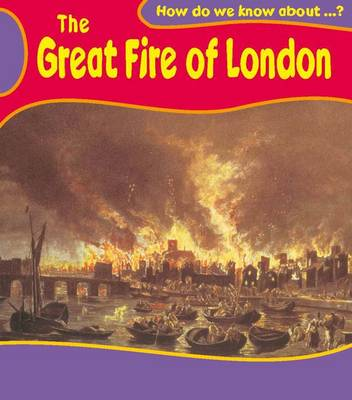 The Great Fire of London Big Book by Deborah Fox