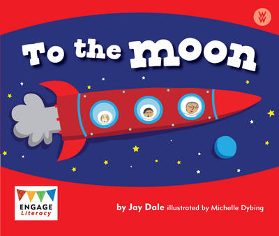 To the Moon by Jay Dale