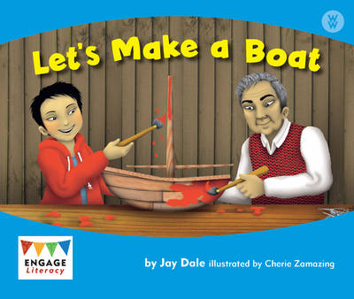 Let's Make a Boat by Jay Dale