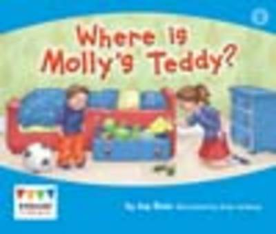 Where is Molly's Teddy? (6 Pack) by Jay Dale